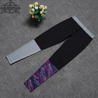 Sporting Leggings Women Fashion Cheap Clothes For Fitness Clothing For Women Calzas Mujer Workout Pants Patchwork Trousers