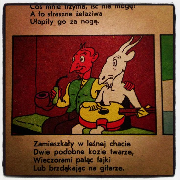 Polish children's book