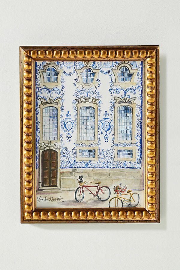 Porto Wall Art Wall Art Color Palette Design Gallery Wall