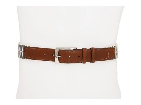 Torino Leather Co. 35Mm Italian Woven Cork & Waxed Cotton - Curele - Accesorii - Barbati - Magazin Online Accesorii