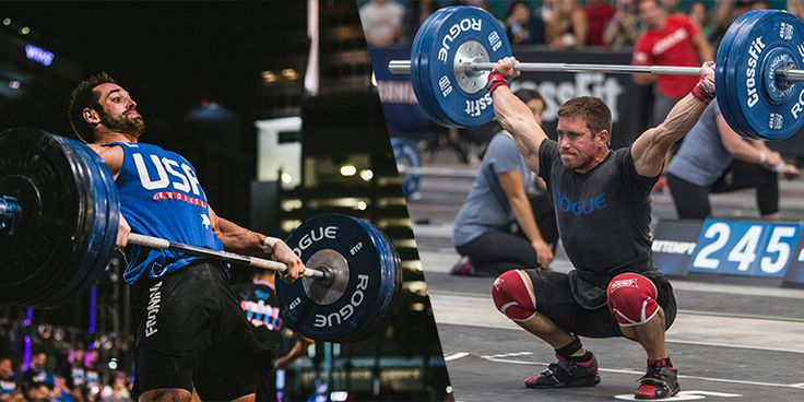 Rich Froning and Dan Bailey's Tips for CrossFit Open Workout 17.3 - https://www.boxrox.com/rich-fronings-tips-for-crossfit-open-workout-17-3/