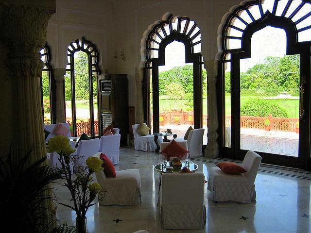 Jaipur - Rambagh Palace - Polo Bar by Michael.Siegel, via Flickr