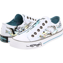 Ed Hardy - Pazzaz - I love the design, but not sure I wouldn't destroy the white shoes ;)