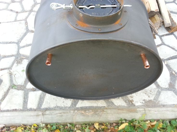 74 Best Images About DIY Barrel Stove Outdoor Furnace On Pinterest Stove 5
