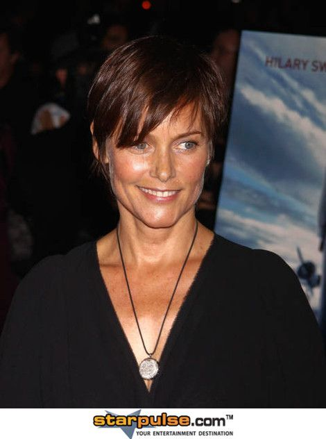 pictures of Carey Lowell hairstyles | Carey Lowell - 'Amelia' - New York Premiere Pictures & Photo Gallery