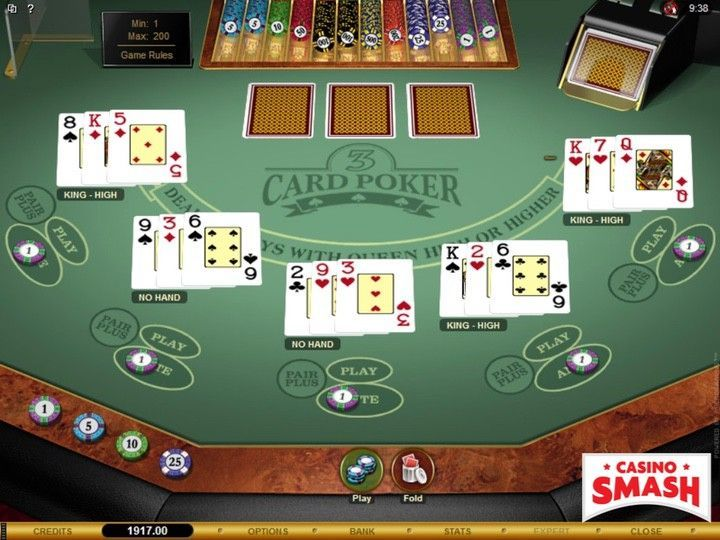 Every Poker Based Casino Game Has Its Optimal Strategy And 3 Card Poker Is No Exception Read Full Article At Our Site Poker Howto Poker Casino Casino Chips