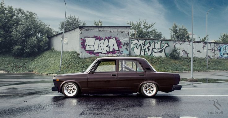 love for the ridiculed- lada. | Retro Rides