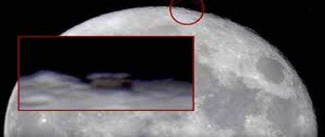 AWAKENING FOR ALL: MOON'S NORTH POLE: Possible Ancient Structure Dark...