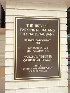 Things to do in Mason City, Iowa, Frank Lloyd Wright, Harmandderek.blogspot.com