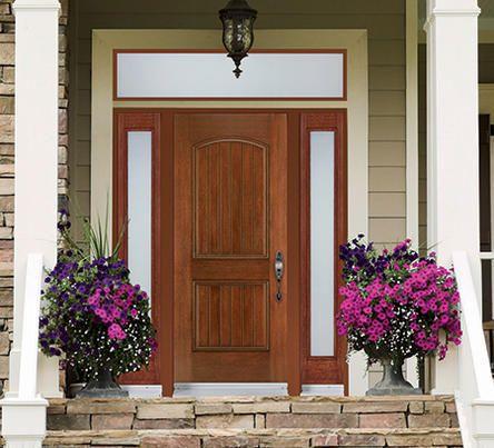 Classic fiberglass doors / Fiberglass - Classical / Entrance doors / Products / Novatech Group - Novatech Group