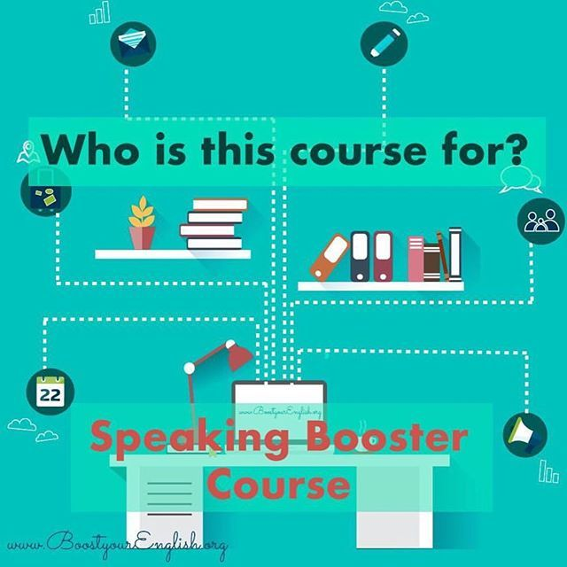 ✅Who is this course for?  This course is suitable for you if: 🖌You have some English knowledge, but want to become more confident. 🖌Your English level is at least Elementary. 🖌You want to improve your speaking skills. 🖌You want to practice your English. 🖌You are too scared of speaking and making mistakes. 🖌You know lots of words, but whenever you start speaking, you loose your words and forget everything. During this course your English Speaking skills will be boosted for sure! You…
