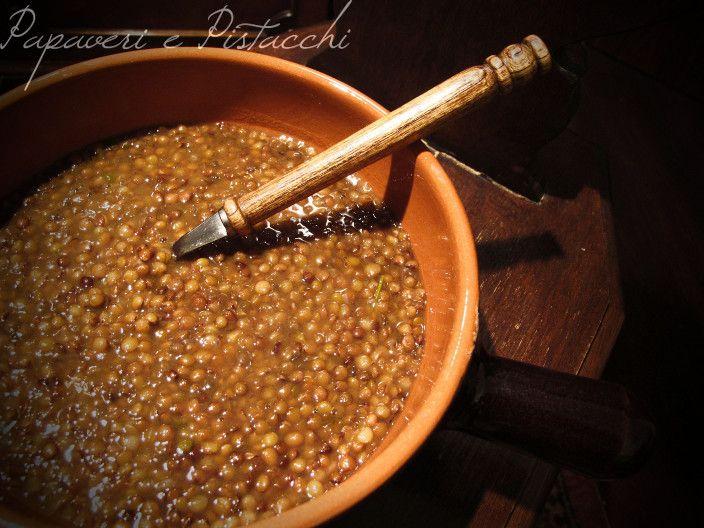 Zuppa di Lenticchie in Pentola a Pressione