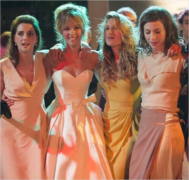 Qu'est-ce qu'on a fait au Bon Dieu ? : Photo Elodie Fontan, Emilie Caen, Frédérique Bel, Julia Piaton