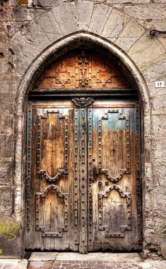 металлическая для старинные двери размеры фото ещё