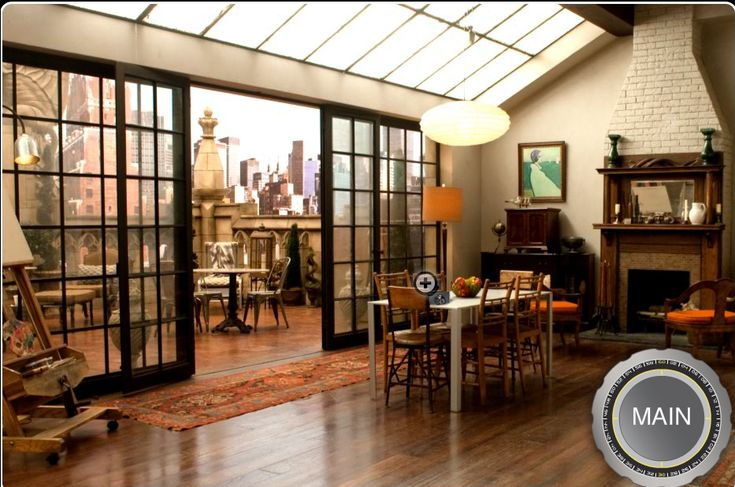 Design Inspiration Neal Caffrey's Apartment Home design