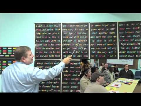 # 6 Dr. Gattegno's Silent Way Present Perfect Part 1 - YouTube VIDEO (1 Mar 2011).