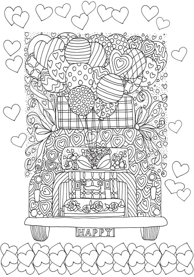 Welcome To Dover Publications Ch Celebrations Coloring Books Detailed Coloring Pages Dover Coloring Pages