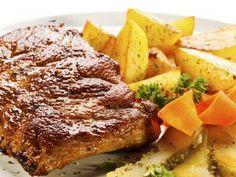 Receta de Costillas con salsa Barbecue en Olla Express®
