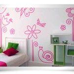 Paredes decoradas para quarto de casal: Home Decoration, Decoration, Decorative Vinyls, The 4Th, Wall