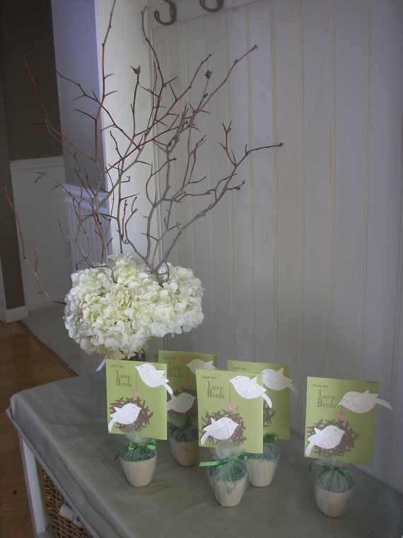 Cute and Eco-amazing bridal shower gifts.