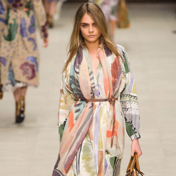 Burberry Prorsum Fall 2014 Runway Show | London Fashion Week
