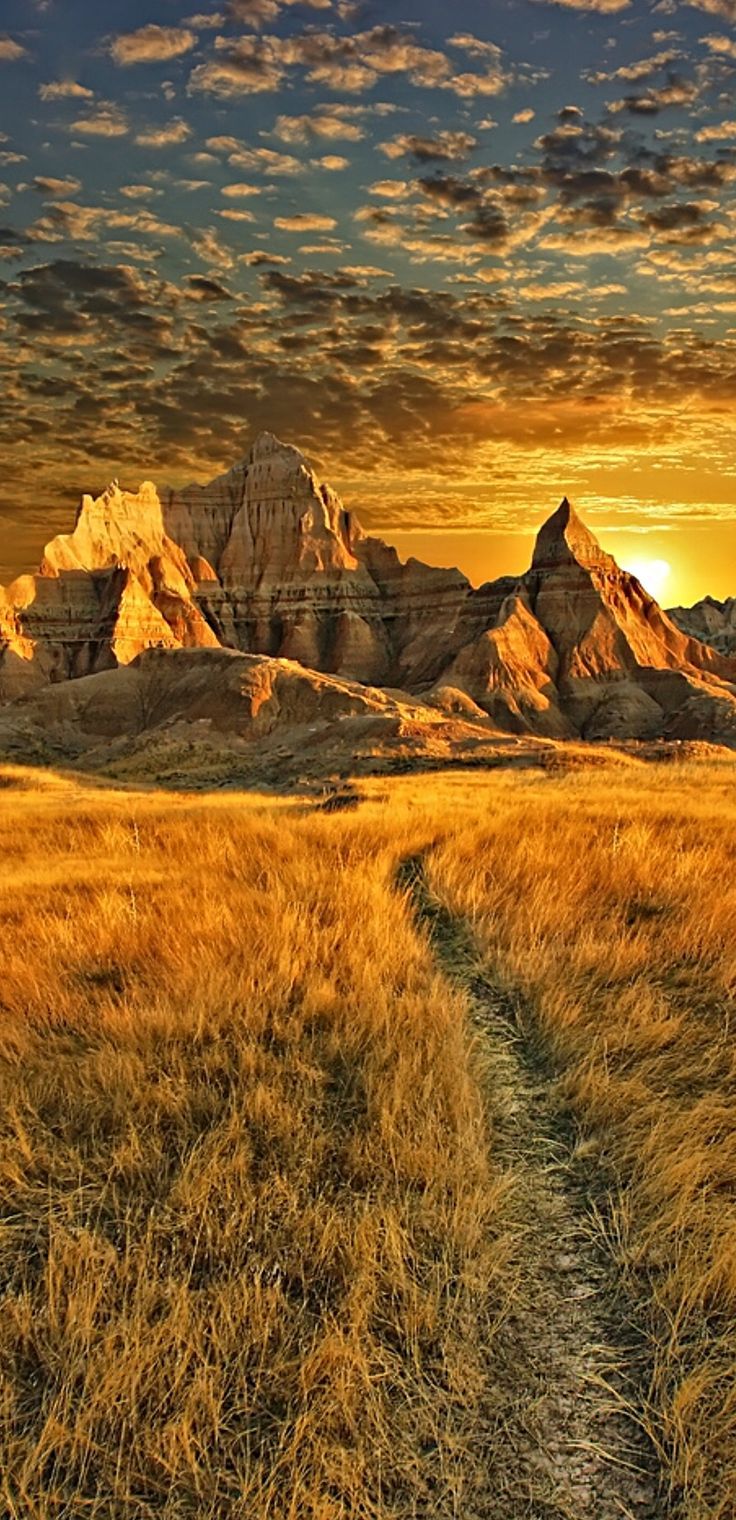 Badlands National Park South Dakota                                                                                                                                                                                 More