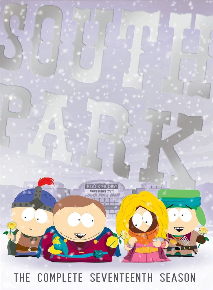 This side splitting release from the satirical animated series SOUTH PARK includes all 10 episodes from the show's seventeenth season, following the foul mouthed students of South Park Elementary as t