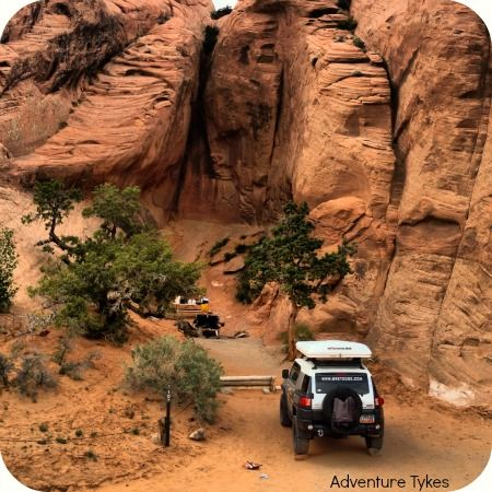 My Top 5 Favorite Campgrounds in the Moab Area - Adventure Tykes