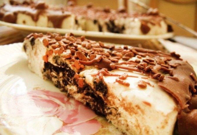 Oreos mascarpone torta