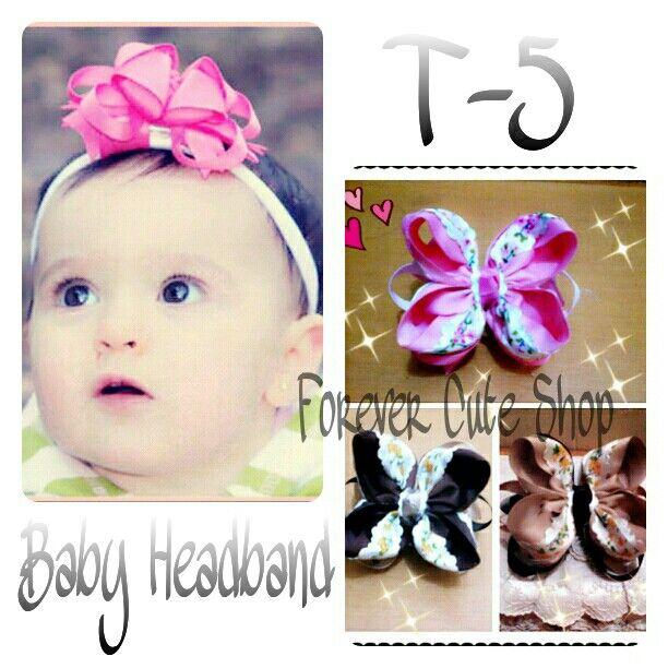 T-5 Baby Headband