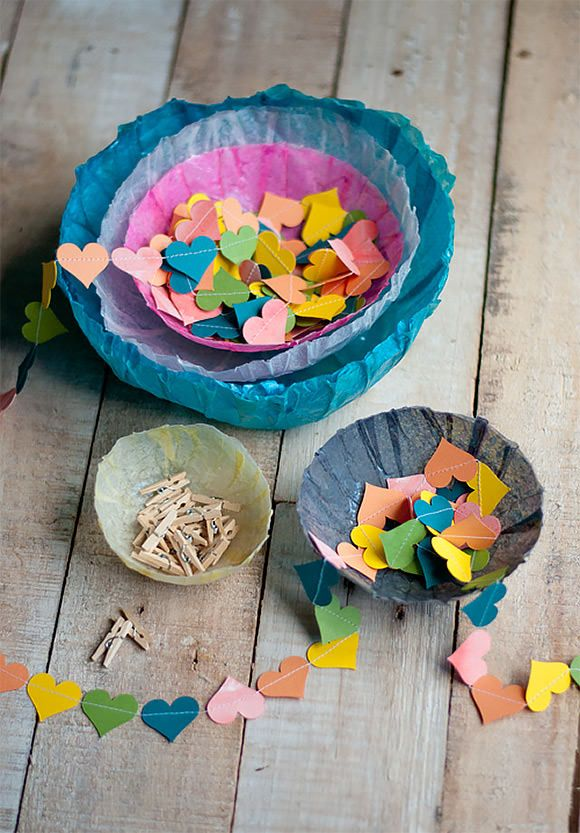 6 easy diy paper party decorations - Birthday Party Decoration Ideas