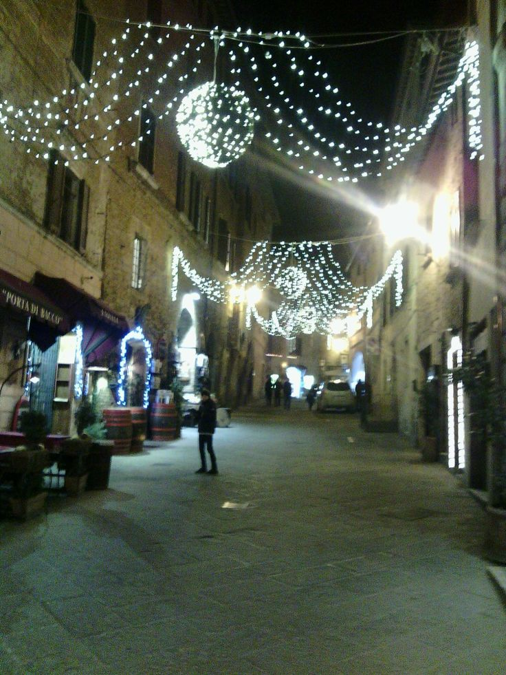 capodanno 2017 a Montepulciano