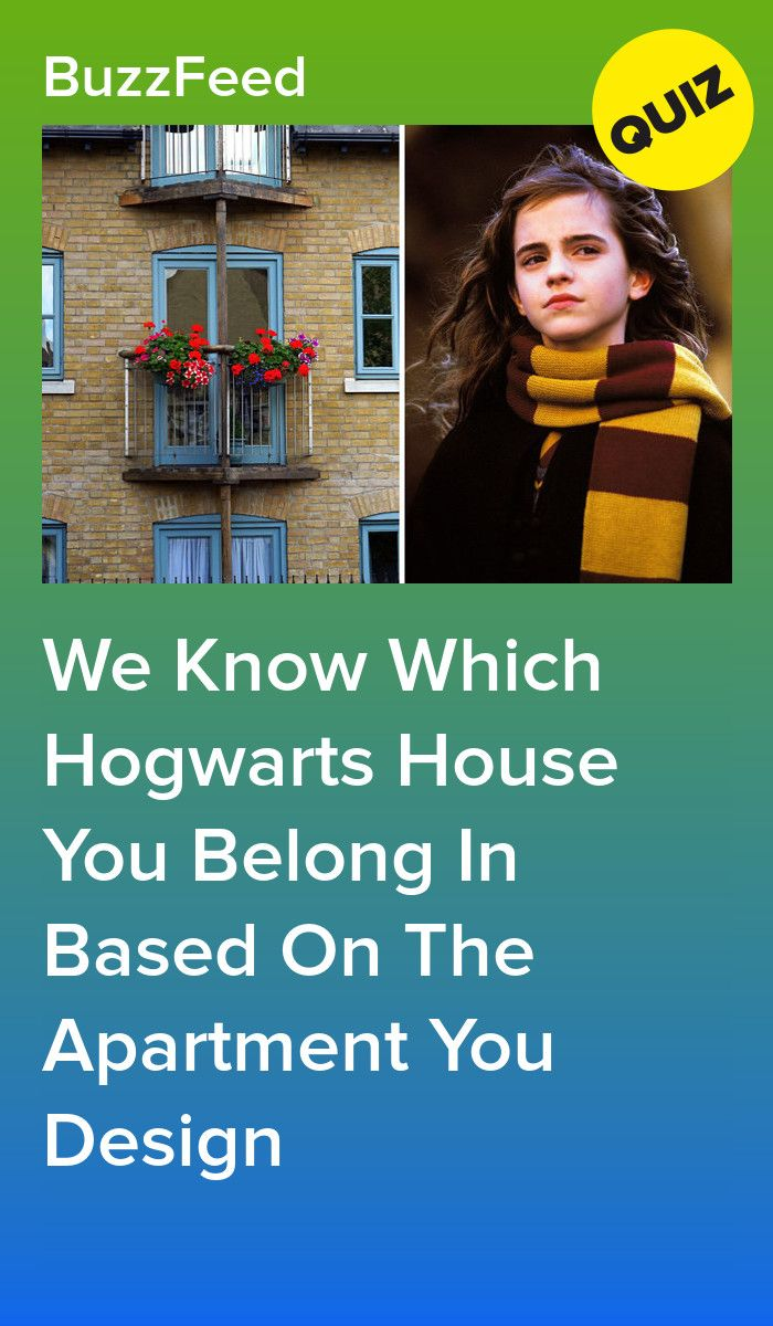 Design An Apartment And We Ll Sort You Into A Hogwarts House Which Hogwarts House Hogwarts Houses Quiz Hogwarts Houses