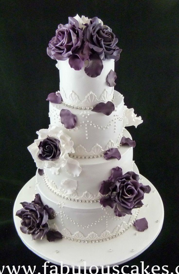 à propos de Gâteaux gothiques sur Pinterest  Mariage gothique ...