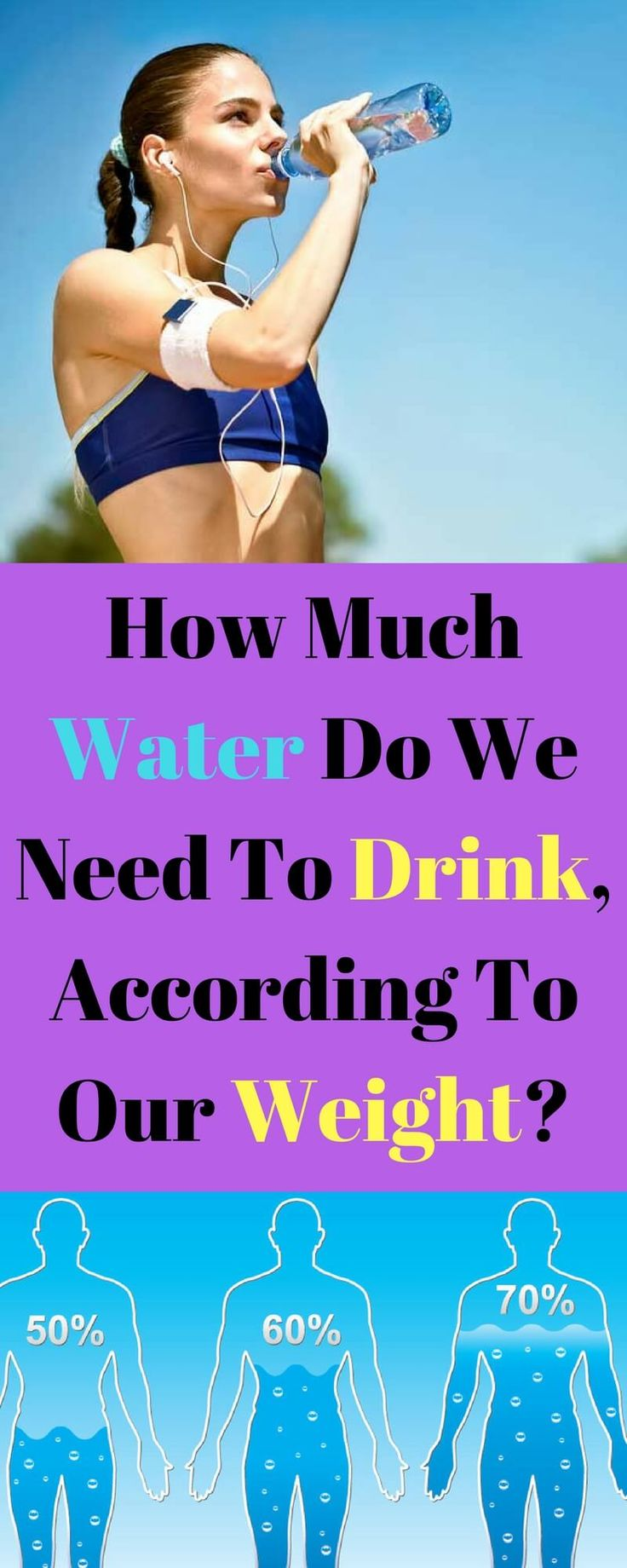 This Is How Much Water Should You Drink Every Day