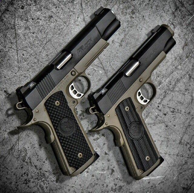 Custom 1911, guns, pistols, weapons, self defense, protection, 2nd amendment, America, firearms, munitions #guns #weapons