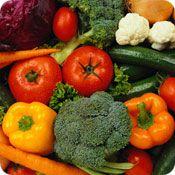 Easy ideas for eating more fruits & veggies!