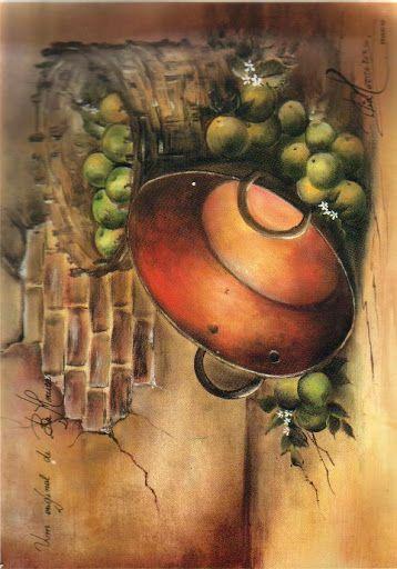 Magia da Pintura Bia Moreira - Rosemary Lourenço de Oliveira Santos - Álbuns da web do Picasa