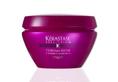 KÉRASTASE REF MASQUE CHROMA RICHE 200 ML fra Beautykick. Om denne nettbutikken: http://nettbutikknytt.no/beautykick-no/
