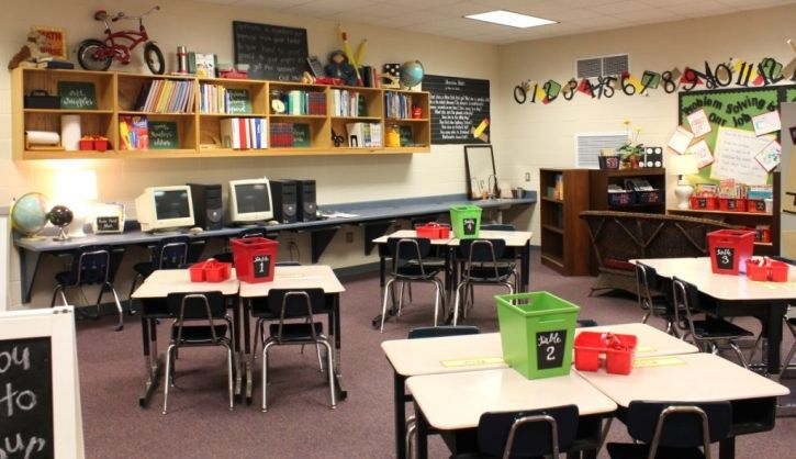 Back to School -The Classroom & the Dorm » Talk of the House