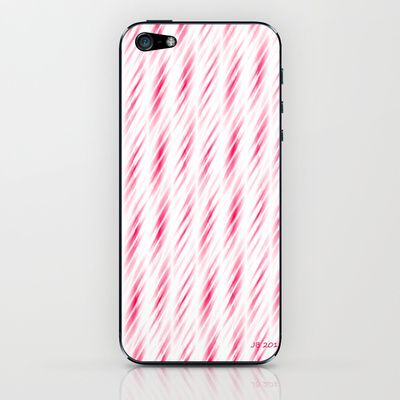 My Pink Design iPhone & iPod Skin by Johannes Beilharz - $15.00