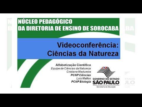 Ciências da Natureza - Alfabetização Científica - 06/2015