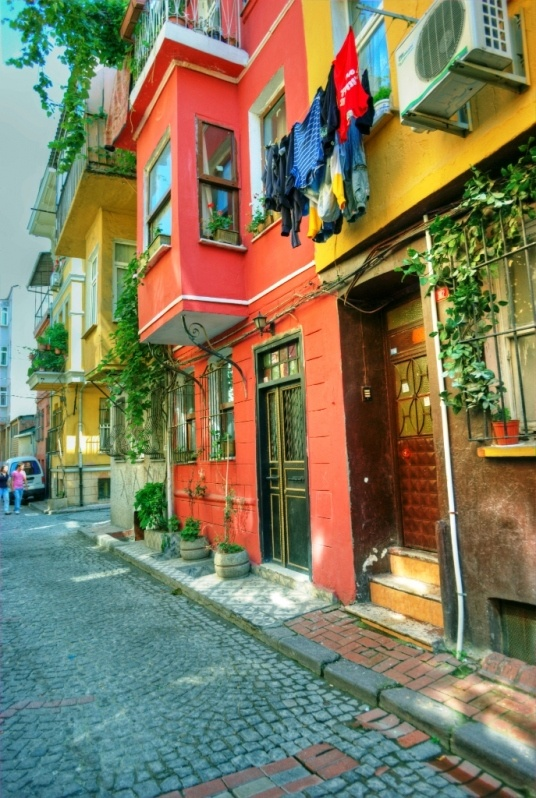 :: Balat, Estambul :: ~ everything is so colourful