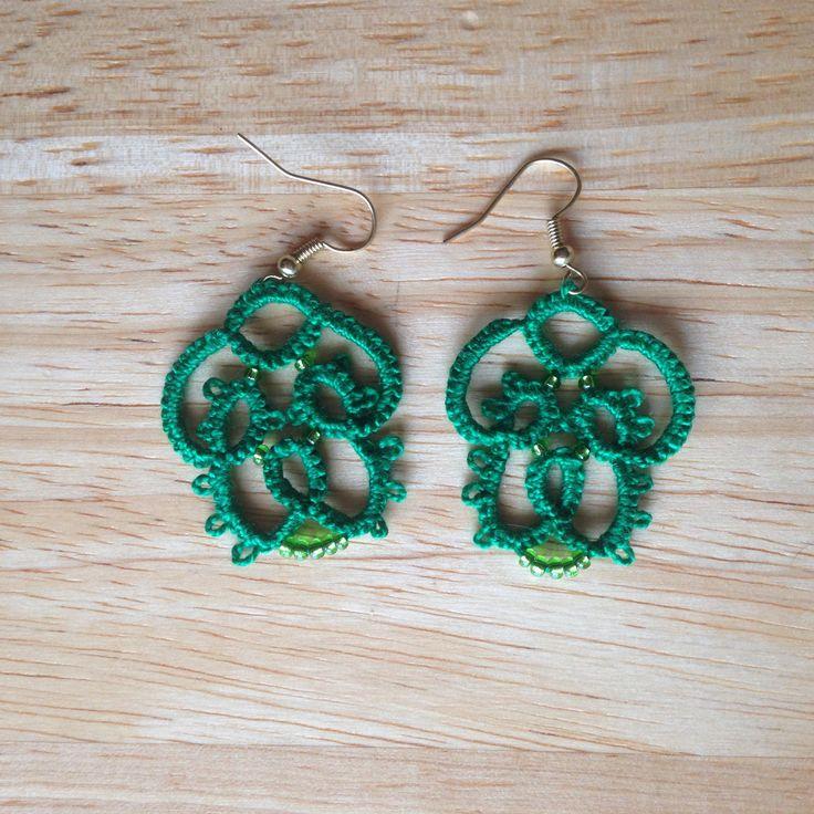 Favorito Oltre 25 fantastiche idee su Orecchini di smeraldo su Pinterest  PK74