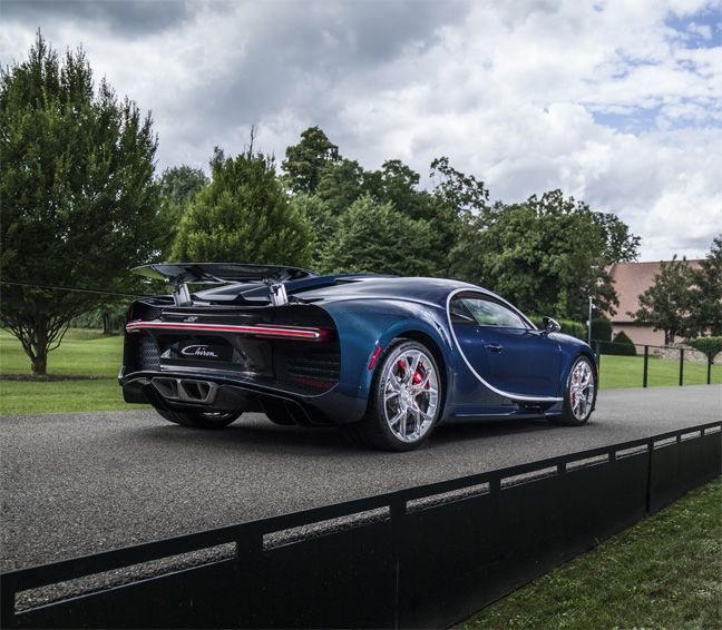 Monterey Car Week 2016 : Duo ultime Bugatti !                              …