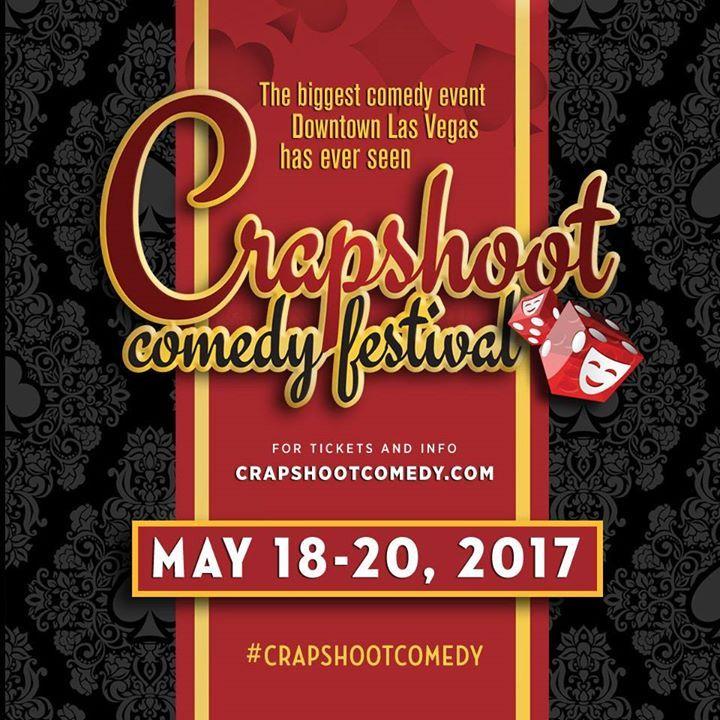 Crapshoot Comedy Festival - http://fullofevents.com/lasvegas/event/crapshoot-comedy-festival/ #lasvegasevents #Crapshoot Comedy Festival