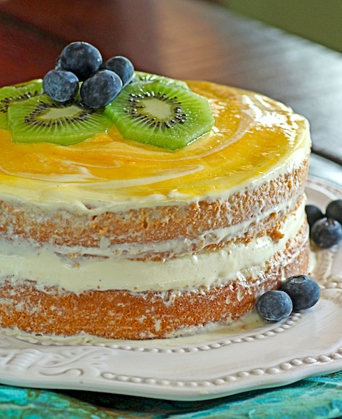 Stacked Tres Leches Cake Recipe