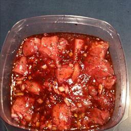 Souvlaki Recipe - Greek Meat Marinade on BigOven: Great marinade for Lamb, beef, chicken, or pork
