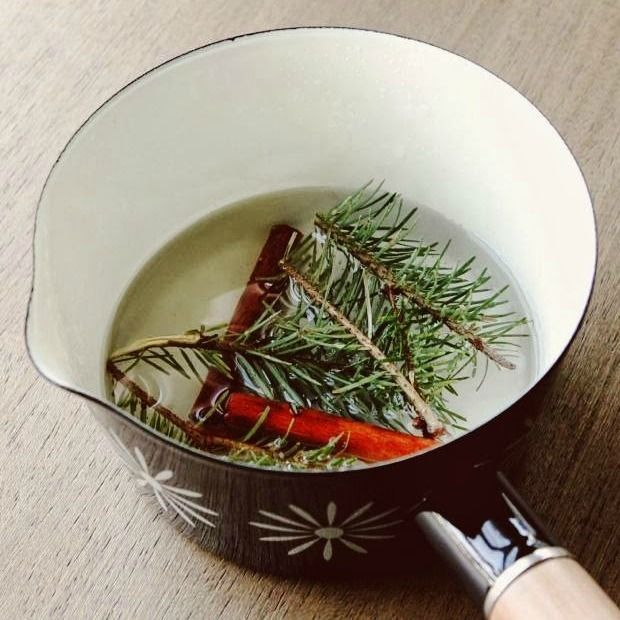 ~ 6 ways to make your home smell like Christmas...DIY Christmas Scents - Homemade Potpourri and Scented Decor