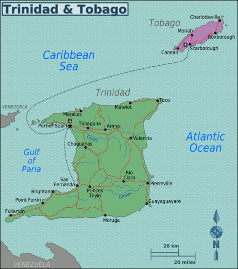 Trinidad And Tobago, Caribbien - Travel Guide
